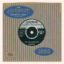 """THE LONDON AMERICAN LABEL YEAR BY YEAR  """"1959""""  28 CLASSIC TRACKS"""