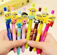 4pcs/Lot New Cute Cartoon Ball Point Pen Ballpoint Creative Stationery Student