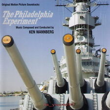 The Philadelphia Experiment/Mother Lode - OST | Ken Wannberg | CD