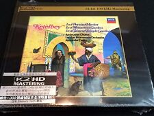 Ketelbey In a Persiarf Market Monastery Chinese Temple K2HD CD Japan Limit No.