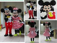 Mickey Mouse Mascot Costume Adult Man Woman Disney RENT ONLY Ship Fast Halloween