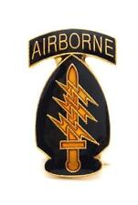Airborne Special Forces US Army Lapel Hat Pin Gift Military PPM033
