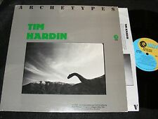 Unusual TIM HARDIN MGM Collection LP ARCHETYPES 1975 with Bobby Darin Obit Liner