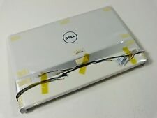 New Dell Studio XPS 1640 LCD Screen Assembly 0KVWN FHD Webcam White Leather