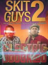 Skit Guys 2 Electric Boogaloo (DVD, 2013, Christian Comedy, Brand New)