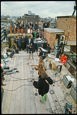 """The Beatles Rooftop Let it be January 30th 1969 Print 13 x 19"""""""