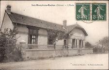 LES BRUYÈRES RADON (58) - L'Ecole