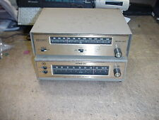 Vintage 2  Raymer FM Tuners, Model 805 & 820, Parts/Repair. N. Hollywood CA.  L4