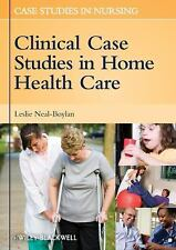 Clinical Case Studies in Home Health Care, Neal-Boylan, Leslie, Good Book
