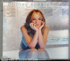 CDS BRITNEY SPEARS - BORN TO MAKE YOU HAPPY (CD PERFETTO)