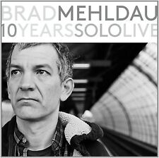 BRAD MEHLDAU - 10 YEARS SOLO LIVE 4 CD NEU LENNON/MCCARTNEY/COBAIN/BRAHMS