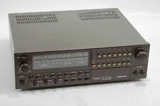 Ancien DDR Radio Tonica RX 81 Hifi Tuner Amplificateur Rétro Design Culte