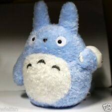 TOTORO ANIME MOVIE PLUSH Lovable Blue SOFT TOY Ghibli