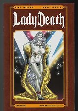 LADY DEATH *** CLASSIC PINUPS #25 *** TEMPEST STORM VARIANT *** RARE LE ONLY 300