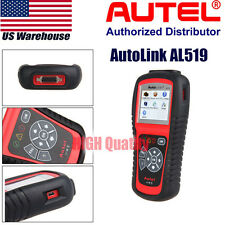 Autel Autolink AL519 OBD2 Diagnostic Tool Car Code Reader Scanner ABS Airbag #K