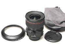 Canon TS-E 24 mm F/3.5 II L