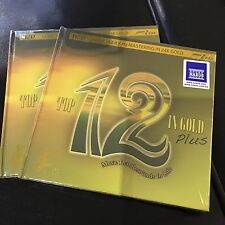 Top 12 In Gold Plus Music That Resounds In Life CD, Golden String, 24 KARAT GOLD