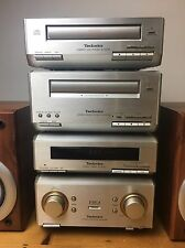 Vintage Retro Technics hi fi HD-350