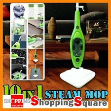 1500W 10-in-1 Multifunctional Steamer Steam Mop Home Floor Kitchen Cleaner