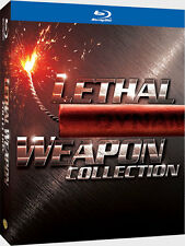 Lethal Weapon- 5 Disc Blu-Ray Boxset - Uncut - Richard Donner