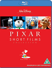 PIXAR SHORT FILMS COLLECTION - VOLUME 1 - BLU-RAY - REGION B UK