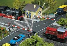 Faller 120171 HO Beschrankter Bahnübergang #NEU in OVP#