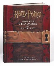 Harry Potter and the Chamber of Secrets: A Deluxe Pop-Up Book, , Acceptable Book