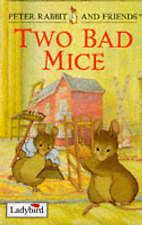 """Two Bad Mice (Peter Rabbit & Friends) Beatrix Potter """"AS NEW"""" Book"""