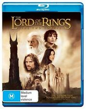 Lord Of The Rings: The Two Towers (Blu-ray, 2010, 2-Disc Set) LIKE NEW .. R B