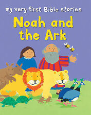 Noah and the Ark (My Very First Bible Stories),GOOD Book
