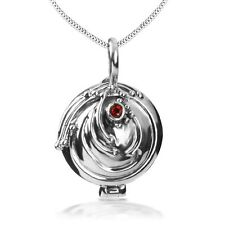 New Handmade 925 Sterling Silver The Vampire Diaries Elena Pendant Necklace HJ40