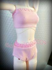 pink elasticity undergarment MSD BJD 1/4 Mini Super Dollfie underwear AOD DK DZ