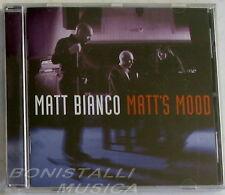 MATT BIANCO - MATT'S MOOD - CD Sigillato