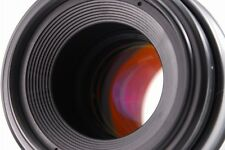 [Exc+++++] Canon MACRO Lens EF 100mm 1:2.8 f2.8 from japan