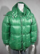 NWT Polo RALPH LAUREN Detachable Hood Quilted Down Jacket Green size XL