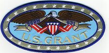USS Grant SSBN 631 -  Crest- Submarine Patch - Cat No C5339