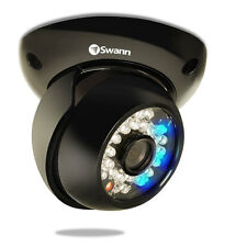 NEW Swann SWADS-191CAM-US , ADS-191 CMOS 480 TVL Dome Audio Warning Camera