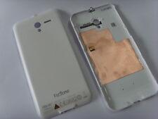 ORIGINALE ASUS PADFONE 2 Fone COVER POSTERIORE a68 retro cover chassis bianco top
