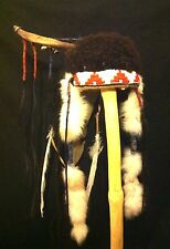 War Bonnet, Sioux Style Horned Head Dress, Native American War Bonnet
