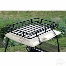 Golf Cart Roof Rack Storage System for Club Car DS