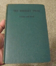 """Vintage 1940 Childrens Youth Book The Bobbsey Twins """"Merry Days Indoors and Out"""""""