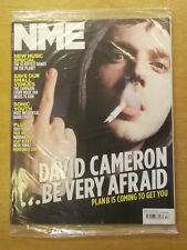 NME MARCH 31 2012 PLAN B ODD FUTURE PAUL WELER NIRVANA A$AP ROCKY NICKI MINAJ
