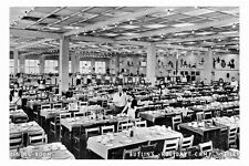 pt2311 - Dining Room , Butlins Holiday Camp , Filey , Yorkshire - photograph 6x4
