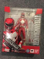 SH Figuarts Red Tyrannoranger Mighty Morphin Power Rangers Figure