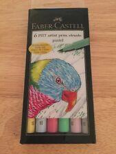 Faber-Castell Pitt Artist Pen Brush Pastel