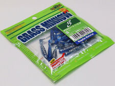 * ECOGEAR GRASS MINNOW S #168 1-3/4in Quantity:12 from japan !