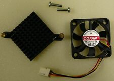 COFAN F-410H12C, 40 mm, 12vdc with heat sink mounts,  Qty. 50
