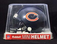 Chicago Bears Riddell Mini Helmet NFL MINT IN BOX NEW