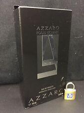 Azzaro Cologne by Azzaro, 3.4 oz EDT Spray for Men NEW