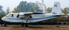 Y-11 Chan Harbin China Utility Airplane Wood Model Replica Big New